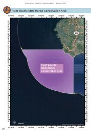 Map of Point Vicente SMCA - California MPA Educational Resources
