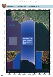 Map of Abalone Cove SMCA - California MPA Educational Resources