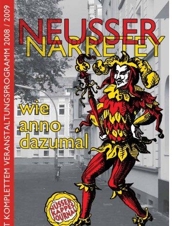 Prinz Jörg I und Novesia Elvira I - Karnevalsausschuss Neuss e.V.