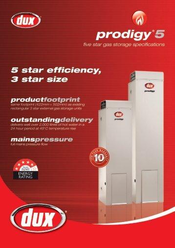 5 star efficiency 3 star size