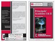 Principals' Academy I & II
