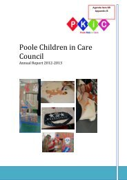 Poole Children in Care Council