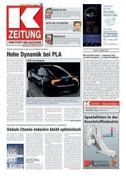 Kunststofftechnik - K-Zeitung