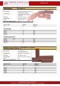 Schamotte B31 handgeformt - Lohner Ziegelei AG, Lohn - Seite 5