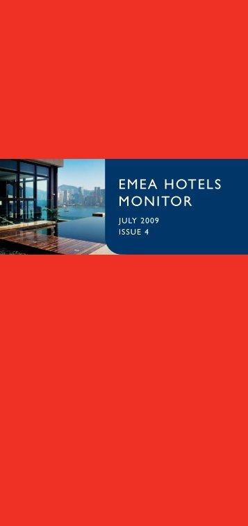 EMEA HOTELS MONITOR