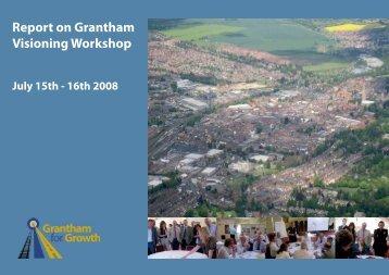 Report on Grantham Visioning Workshop