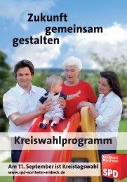 Kreiswahlprogramm