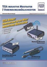 Messtaster-Interface BPX44 - Hahn +Kolb Werkzeuge GmbH