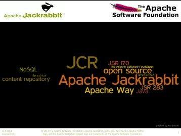 Apache Jackrabbit™