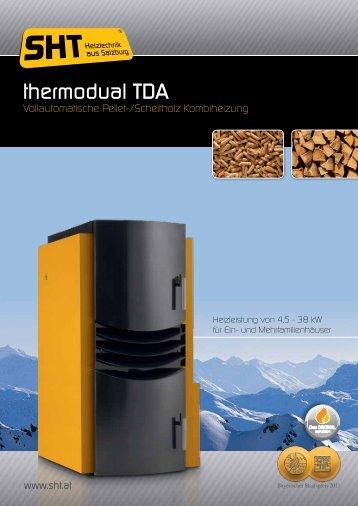 thermodual TDA