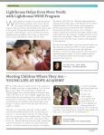 Spring 2013 Impact Magazine - Wedgwood Christian Services - Page 7