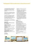 UDDANNELSE SYNS- PROFESSIONELLE - Page 2
