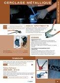 CERCLAGE PLASTIQUE - Page 5
