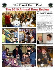 The 2010 Annual Show Review