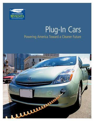 Plug-In Cars