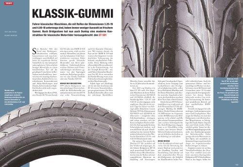 Diagonalreifen Dunlop GT 501 - MotorradreifenDirekt.de