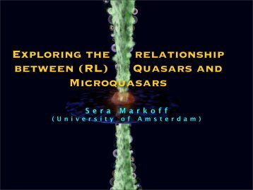 Exploring the relationship between (RL) Quasars and Microquasars