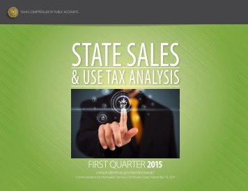 STATE SALES