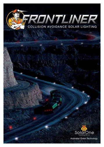 COLLISION AVOIDANCE SOLAR LIGHTING