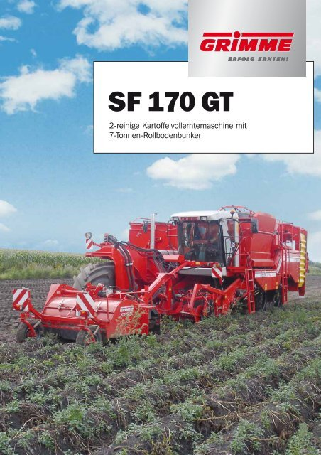 SF 170 GT - bei Grimme