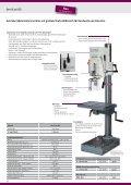 OPTI B 26 GT Getriebe-Tischbohrmaschine mit ... - Seite 2