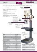 OPTI B 26 GT Getriebe-Tischbohrmaschine mit ... - Seite 3