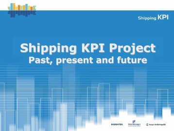 Shipping KPI Project