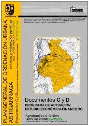 plan general de ordenacion urbana del municipio de astigarraga