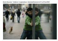Dossier de presse – résidence « mugimenduan » danse ...