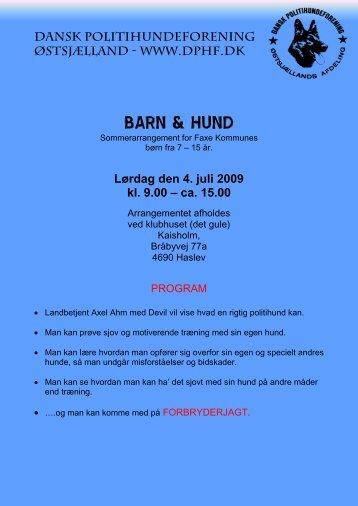 BARN & HUND