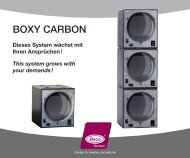 BOXY CARBON