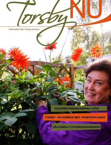 Läs Torsby Nu nr 3, 2010 - Torsby kommun