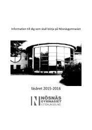 läsåret 2015-2016