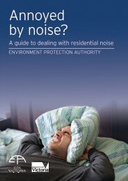 Annoyed by noise?