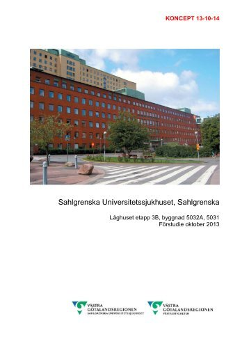 Sahlgrenska Universitetssjukhuset Sahlgrenska