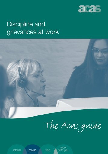 The Acas guide