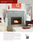 inserts - Regency Fireplace Products - Page 6