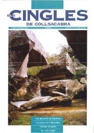 Revista ELS CINGLES - n33 JULIOL DE 1995 - Ajuntament de ...