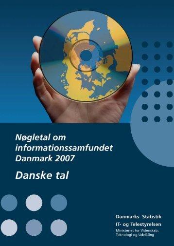 Danske tal