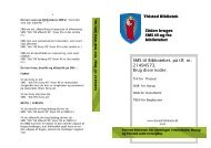 Download en folder om at bruge SMS - Thisted Bibliotek