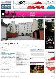 «Valkyrie City»?