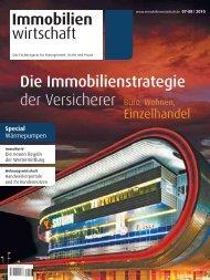 Immobilien wirtschaft Die Immobilienstrategie der ... - Haufe.de