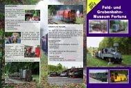 Feld- und Grubenbahn- Museum Fortuna