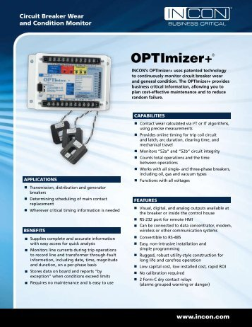 OPTImizer+