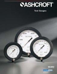 Test Gauges