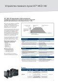 Устройства плавного пуска VLT® - Page 5