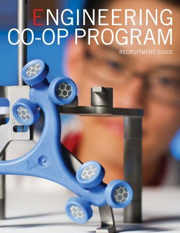 ENGINEERING CO-OP PROGRAM