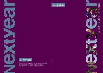 Téléchargez le rapport annuel 2008/2009 - Alain Afflelou