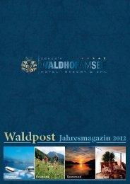 Jahreskatalog 2012 - Relax Guide