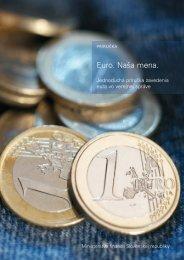 Euro Naša mena